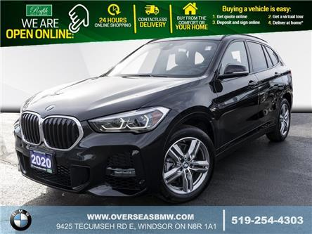 2020 BMW X1 xDrive28i (Stk: B8205) in Windsor - Image 1 of 26