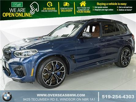 2020 BMW X3 M Competition (Stk: B8180) in Windsor - Image 1 of 21