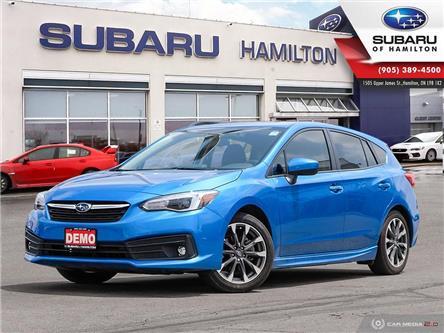 2020 Subaru Impreza Sport (Stk: S8008) in Hamilton - Image 1 of 30