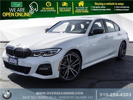 2020 BMW 330i xDrive (Stk: B8278) in Windsor - Image 1 of 19