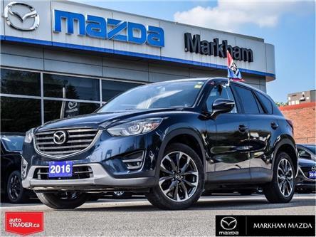 2016 Mazda CX-5 GT (Stk: N200107A) in Markham - Image 1 of 29
