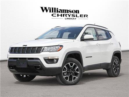 2020 Jeep Compass Sport (Stk: 173140) in Lindsay - Image 1 of 23