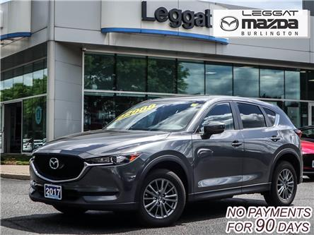 2017 Mazda CX-5 GS (Stk: 2109LT) in Burlington - Image 1 of 27