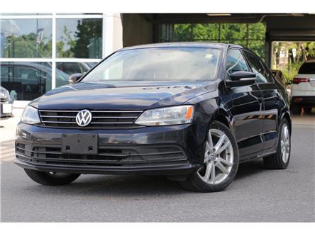 2015 Volkswagen Jetta 1.8T (Stk: 19127A) in Ottawa - Image 1 of 24