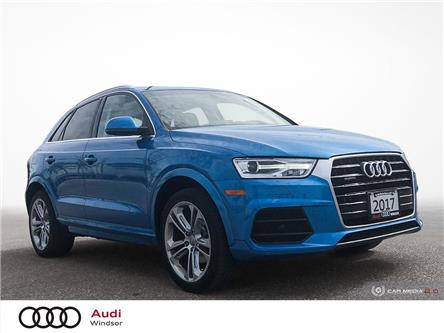 2017 Audi Q3 2.0T Progressiv (Stk: 9848A) in Windsor - Image 1 of 26