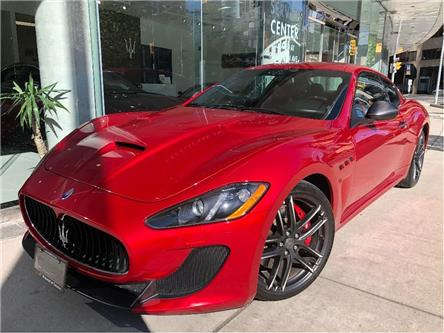2015 Maserati GranTurismo MC Centennial (Stk: VWDT6) in Toronto - Image 1 of 28