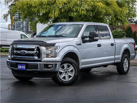 2016 Ford F-150  (Stk: 16-22825-T) in Burlington - Image 1 of 4