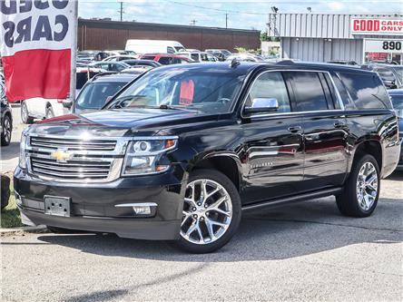 2017 Chevrolet Suburban Premier (Stk: 308780) in Burlington - Image 1 of 5