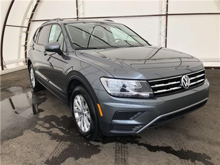 2019 Volkswagen Tiguan Trendline (Stk: 16826DO) in Thunder Bay - Image 1 of 17
