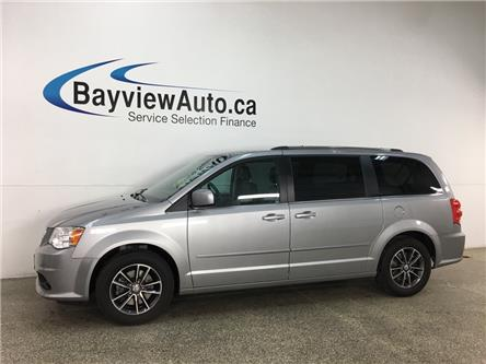 2017 Dodge Grand Caravan CVP/SXT (Stk: 36631J) in Belleville - Image 1 of 30