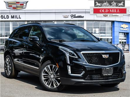 2020 Cadillac XT5 Sport (Stk: LZ186184) in Toronto - Image 1 of 25