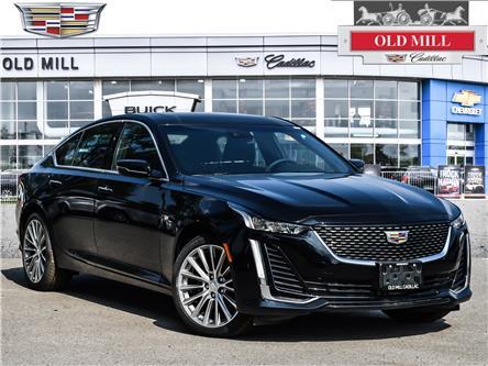 2020 Cadillac CT5 Premium Luxury (Stk: L0127300) in Toronto - Image 1 of 24