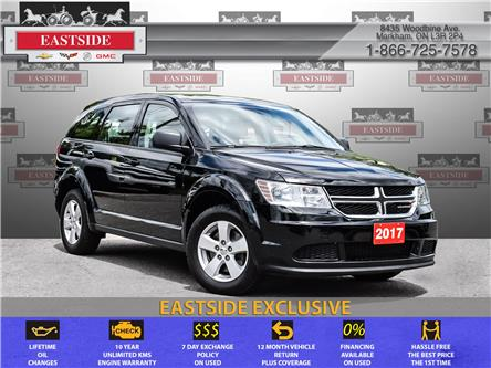 2017 Dodge Journey CVP/SE (Stk: 528468B) in Markham - Image 1 of 22