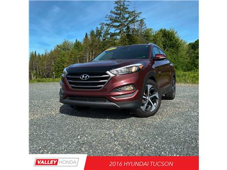 2016 Hyundai Tucson  (Stk: U5495B) in Woodstock - Image 1 of 9