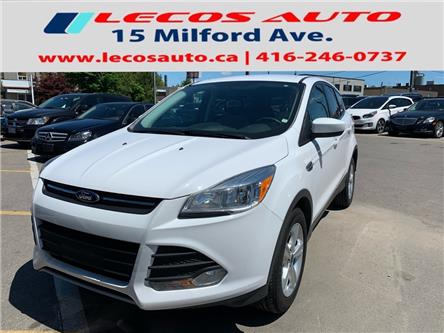 2014 Ford Escape SE (Stk: D19457) in Toronto - Image 1 of 10