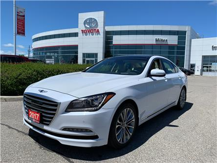 2017 Genesis G80 3.8 Technology (Stk: 213407) in Milton - Image 1 of 15