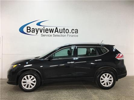 2016 Nissan Rogue SV (Stk: 36578J) in Belleville - Image 1 of 24