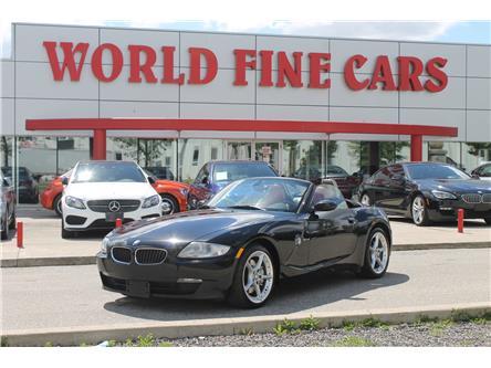 2007 BMW Z4 3.0si (Stk: 17299) in Toronto - Image 1 of 26