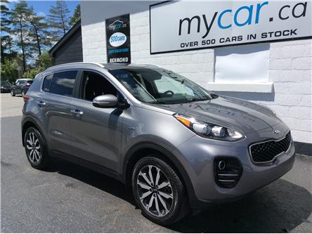 2017 Kia Sportage EX (Stk: 200484) in North Bay - Image 1 of 20