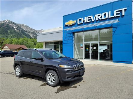 2016 Jeep Cherokee North (Stk: 76458L) in Fernie - Image 1 of 11