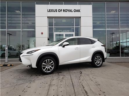 2017 Lexus NX 200t Base (Stk: L20401A) in Calgary - Image 1 of 9