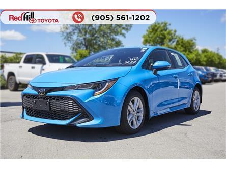 2020 Toyota Corolla Hatchback Base (Stk: 20647) in Hamilton - Image 1 of 18