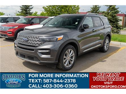 2020 Ford Explorer Limited (Stk: LK-77) in Okotoks - Image 1 of 7