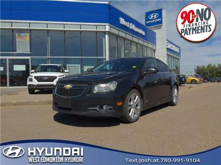 2011 Chevrolet Cruze LT Turbo (Stk: 8998A) in Edmonton - Image 1 of 22