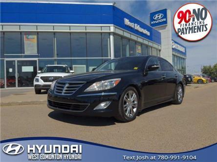 2012 Hyundai Genesis 3.8 (Stk: E4864A) in Edmonton - Image 1 of 23