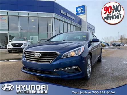 2017 Hyundai Sonata SE (Stk: P1253) in Edmonton - Image 1 of 22