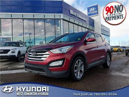 2014 Hyundai Santa Fe Sport  (Stk: P1250) in Edmonton - Image 1 of 24