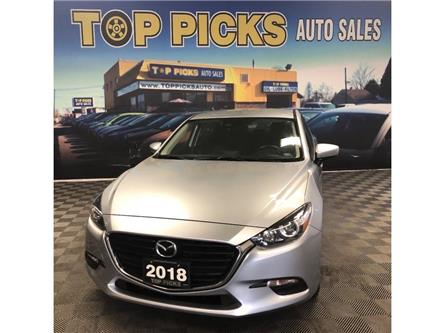 2018 Mazda Mazda3 GX (Stk: 176103) in NORTH BAY - Image 1 of 26