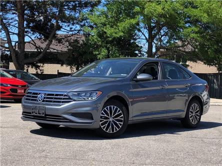 2019 Volkswagen Jetta Highline |LEATHER |SUNROOF |BACKUP CAM (Stk: 5655) in Stoney Creek - Image 1 of 21