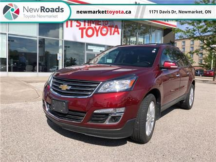 2015 Chevrolet Traverse 1LT (Stk: 352232) in Newmarket - Image 1 of 23