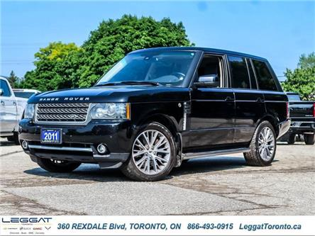 2011 Land Rover Range Rover Supercharged (Stk: T11739) in Etobicoke - Image 1 of 30
