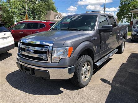 2013 Ford F-150 XLT (Stk: 55495) in Belmont - Image 1 of 17