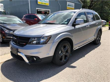 2019 Dodge Journey Crossroad (Stk: 72990) in Belmont - Image 1 of 20