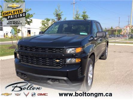 2020 Chevrolet Silverado 1500 Silverado Custom (Stk: 268664) in Bolton - Image 1 of 13