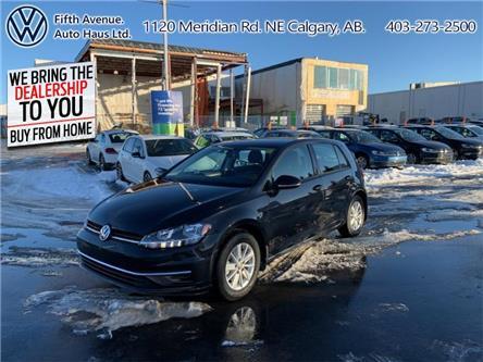 2019 Volkswagen Golf 1.4 TSI Comfortline (Stk: 3460) in Calgary - Image 1 of 23