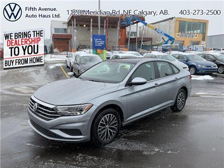 2019 Volkswagen Jetta 1.4 TSI Highline (Stk: 3477) in Calgary - Image 1 of 25