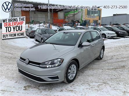 2019 Volkswagen Golf 1.4 TSI Comfortline (Stk: 3511) in Calgary - Image 1 of 24