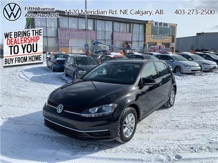 2019 Volkswagen Golf 1.4 TSI Comfortline (Stk: 3533) in Calgary - Image 1 of 24