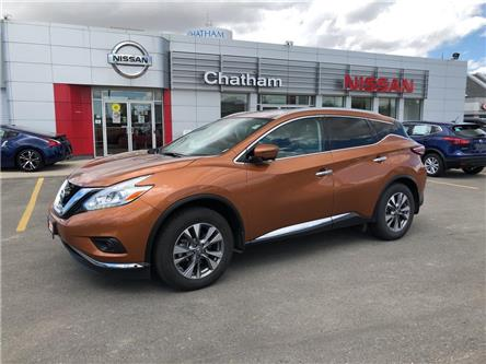 2016 Nissan Murano  (Stk: 1N445A) in Chatham - Image 1 of 21