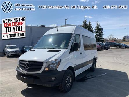 2016 Mercedes-Benz Sprinter-Class Standard Roof (Stk: 2909) in Calgary - Image 1 of 23