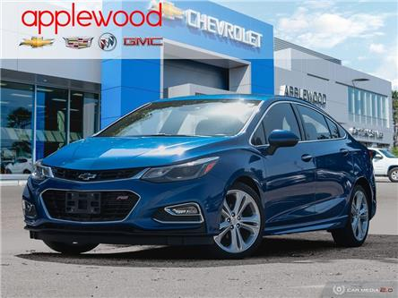 2016 Chevrolet Cruze Premier Auto (Stk: 266341P) in Mississauga - Image 1 of 27