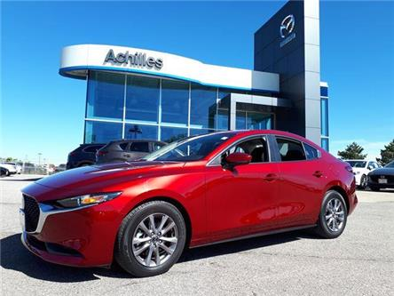 2019 Mazda Mazda3 GS (Stk: B8009) in Milton - Image 1 of 14