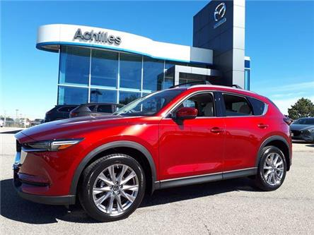 2020 Mazda CX-5 GT (Stk: H2108) in Milton - Image 1 of 15