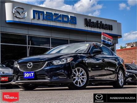 2017 Mazda MAZDA6 GS (Stk: N200278A) in Markham - Image 1 of 26