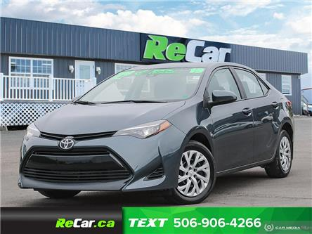 2019 Toyota Corolla LE (Stk: 200639A) in Fredericton - Image 1 of 23