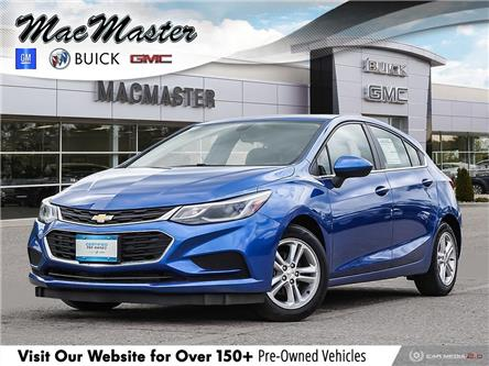 2017 Chevrolet Cruze Hatch LT Auto (Stk: B9900) in Orangeville - Image 1 of 30